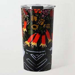 """Christmas Bells"" by Australian Artist Margaret Preston Travel Mug"