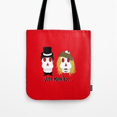 Marriage... Tote Bag