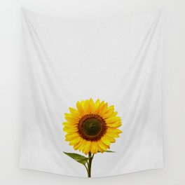 Sunflower Still Life Wall Tapestry