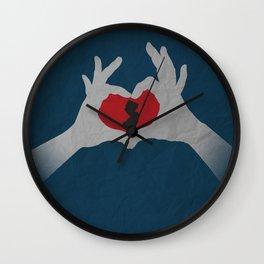 I  Heart NJ Wall Clock