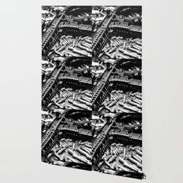 AR-15 Rifle Wallpaper