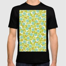 candy Mens Fitted Tee Black MEDIUM