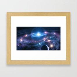 The Grand Universe Framed Art Print