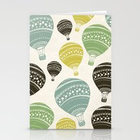 balloons Stationery Cards featuring Balloons by spinL