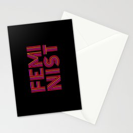 FEM·I·NIST Stationery Cards