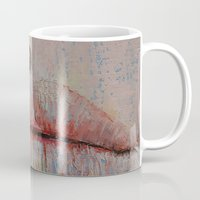 medusa Mugs featuring Medusa by Michael Creese