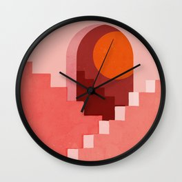 Abstraction_SUN_Architecture_Minimalism_001 Wall Clock