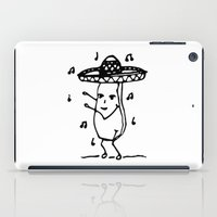 potato iPad Cases featuring Dancing potato by Th3rd Row