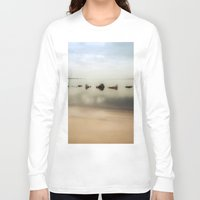 rocks Long Sleeve T-shirts featuring Rocks by Terri Ellis