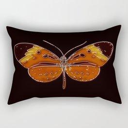 Untitled Butterfly 3 Rectangular Pillow