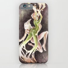 If you can't be my wife, you shall be my tree (Apollo & Daphne) iPhone 6 Slim Case