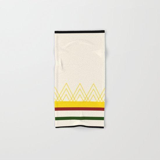 Outdoor Hand & Bath Towel