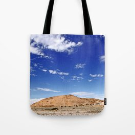 Wideness of Namibia Tote Bag