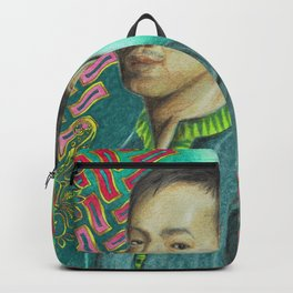 Lonely Man Backpack