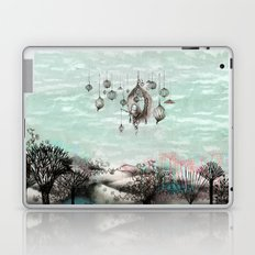 Blue Monster Laptop & iPad Skin