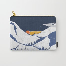 Mountain mysteries Carry-All Pouch