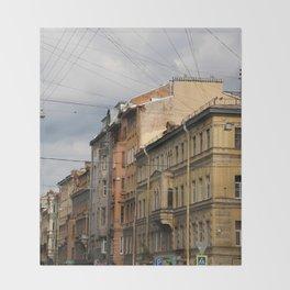 Street Throw Blanket