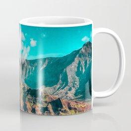 Na' Pali Coast, Kauai, Hawaii Coffee Mug
