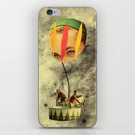 venus sees a hidden world iPhone Skin
