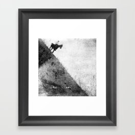 No One Writes to the Colonel Framed Art Print