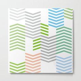 Big Arrows #society6 #decor #buyart #artprint Metal Print