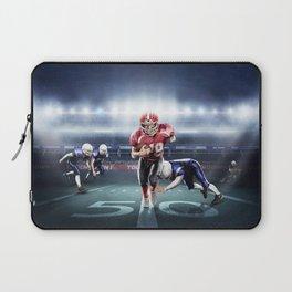 american football Laptop Sleeve