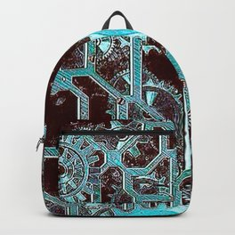 Steampunk,gears Backpack