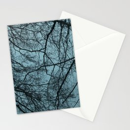 In the depth of the forest Stationery Cards