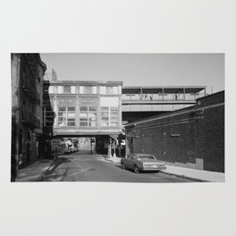 Green Street Station, Boston Rug