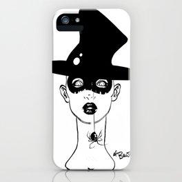 jinxi - witchy poo iPhone Case