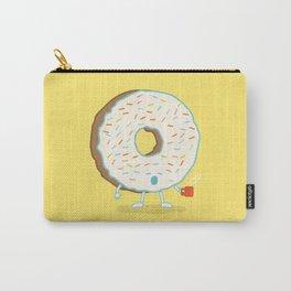 The Sleepy Donut Carry-All Pouch