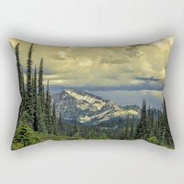 A Storm Is Coming Rectangular Pillow