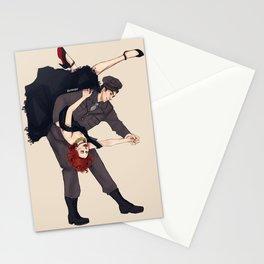 BuckyNat Swing Stationery Cards