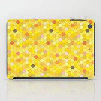honeycomb iPad Cases featuring Honeycomb by Nikky
