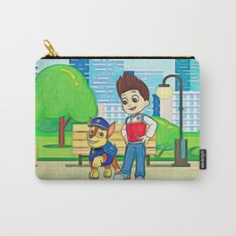 Chase & Ryder - Paw Patrol Carry-All Pouch