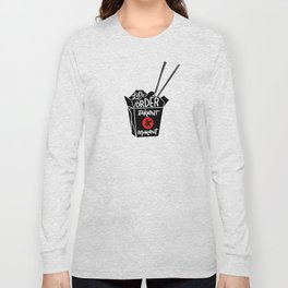 takeout & makeout Long Sleeve T-shirt