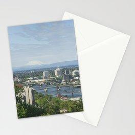 Portland, Oregon Stationery Cards
