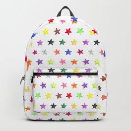 Watercolor Stars Backpack
