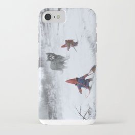 furry demon iPhone Case