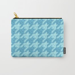 squid houndstooth Carry-All Pouch