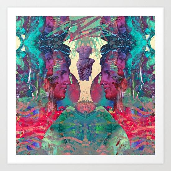 Eddacaro III Art Print