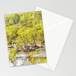 The Edge of the River Stationery Cards