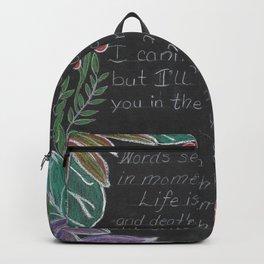 Precious Life Backpack