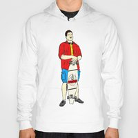 swag Hoodies featuring #swag by WILMco