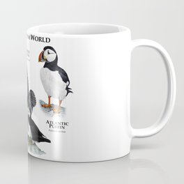 Puffins of the World Coffee Mug