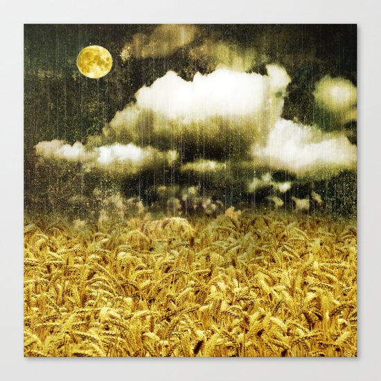 The Golden Age Canvas Print