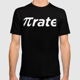Pirate | Funny Math Renaissance Festival Design T-shirt