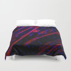 Microscopic Muscle Cells Duvet Cover