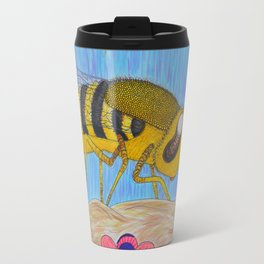 Spring Bee Travel Mug