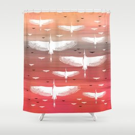 The Journey, Dawn Shower Curtain